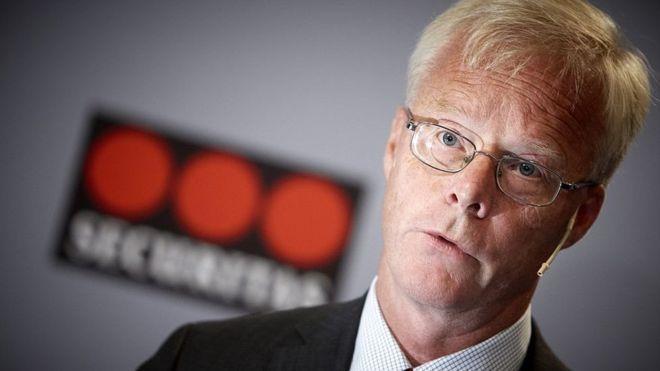 El insólito caso de Alf Göransson, el CEO de la empresa de seguridad Securitas