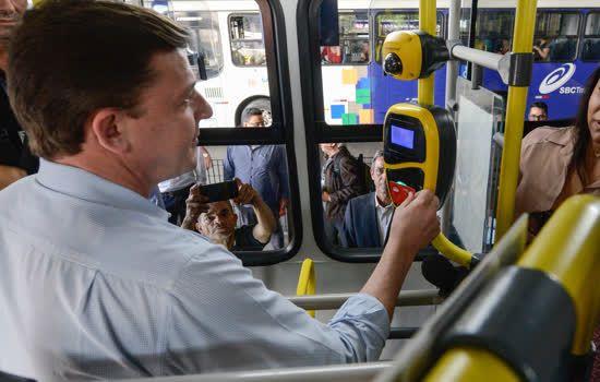 La biometría facial en los autobuses de São Bernardo pone fin a las irregularidades